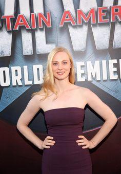 Deborah Ann Woll on IMDb: Daredevil's secretary, who is great