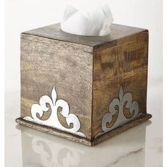 GG Collection Heritage Tissue Box Cover