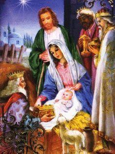 Merry Christmas & Happy New Year ! Christmas Jesus, Christmas Nativity Scene, Christmas Scenes, Merry Christmas And Happy New Year, Christmas Love, Christmas Pictures, Beautiful Christmas, Winter Christmas, Mery Chrismas