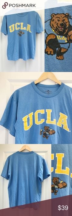 50a120d8 Vintage UCLA Tee Vintage UCLA Tee • 100% cotton • men's size medium • 42