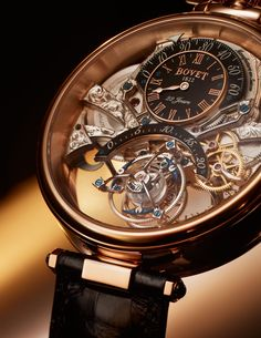 Bovet 1822 Swiss handcrafted timepiece Fleurier Grandes Complications Braveheart® with Flying Tourbillon with Reversed Hand-Fitting Six Times Patented Watch Skins, Custom Chevy Trucks, Braveheart, Face Design, Watches For Men, Men's Watches, Luxury Watches, Omega Watch, Chronograph