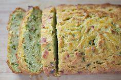 Bacon Jalapeño Bread #virginiaisforhuntergatherers