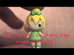 ♥Tinkerbell and Peter Pan Tutorial (Valentines Collab)♥.mov - YouTube