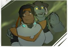 SolKorra - What are all your Voltron ships?