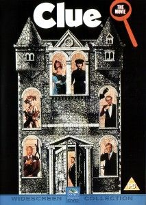 Clue Party Game