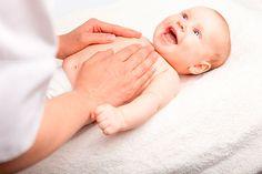 Respira, inspira, não pira! 7 jeitos de ajudar seu bebê com problemas estomacais