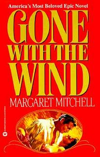"""I have been carrying this book around for years, all the while I have been dying to read it. This summer definitely feels like a """"Gone with the wind"""" season."""