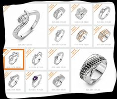 Nieuwste collectie ringen Cards, Accessories, Maps, Jewelry