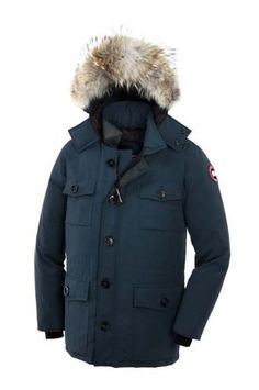 357f0865 Fourrure De Canada Goose Parka Banff | Canada Goose Découvrez les Parka  Banff , Canada Goose