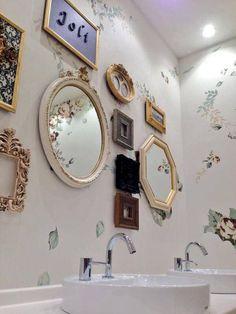 イオンモール岡山の女子トイレ