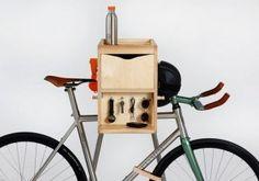 Fiets liefhebbers opgelet: deze handige gadget bespaart je veel ruimte!