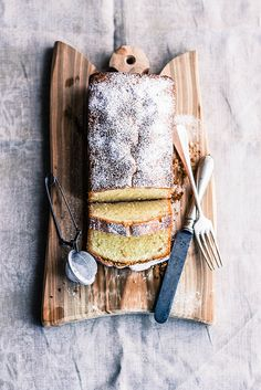 Limoncello Pound Cake by Marcello.Arena from Donna Hay | in Italiano