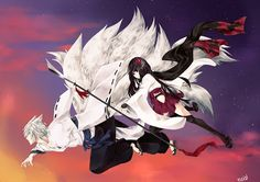 Moonlight Summoner's Anime Sekai: Inu × Boku SS 妖狐×僕SS (Inu Boku Shīkuretto Sābisu)