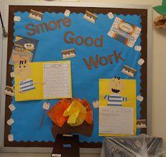 Smore Good Work Bulletin Board