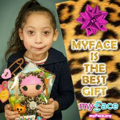 Heartfelt thanks to our myFace family for supporting proud smiles on beautiful faces!  #thisismyFace #smile #craniofacial #cleft #awareness #wonder #nyc #empathy #choosekind #happyholidays #tistheseason
