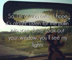 looking forward to meet you tonight lyrics