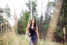 Vedauwoo national forest Laramie Wyoming Senior portraits by Megan Lee Photography based in Laramie Wyoming. - See more on the blog!