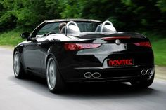 Alfa Romeo Brera Spider I'd import this