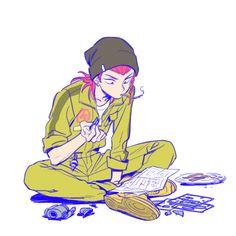 Super Danganronpa 2 | Souda Kazuichi