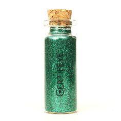 Forest Green Glitter Pigment