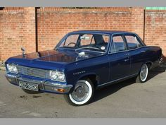 1972 Vauxhall Cresta Maintenance/restoration of old/vintage vehicles: the material for new cogs/casters/gears/pads could be cast polyamide which I (Cast polyamide) can produce. My contact: tatjana.alic@windowslive.com