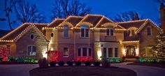 our staffs of christmas light installers are experts in the field of residential christmas light ins