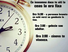 Specialiștii te vor învăța ce înseamnă când te uiți la oră fixă.Află din următorul articol ce înseamnă când te uiți la ora fixă! Medicine, Pray
