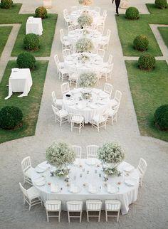 French Riviera Wedding at Villa Ephrussi de Rothschild :: Mathilde & Maurice