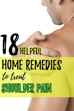 The lack of movement causes stiff muscles that further promote the pain in the s. - The lack of movement causes stiff muscles that further promote the pain in the shoulder. Find out n - Shoulder Pain Relief, Natural Headache Remedies, Migraine Home Remedies, Tension Headache, Migraine Relief, Back Pain, Muscles, Health Remedies, Arthritis Remedies