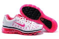 Womens Nike Air Max 2011 for cheap White Anthracite Peach