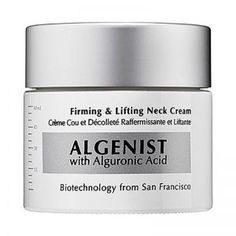 Algenist Firming & Lifting Neck Cream:  There are so many neck creams to choose from, so which one is right for you? We feel you should consider the ingredients in the product, its benefits and the cost of the product. Do not waste your money on highly expensive options that will not deliver the visible results you are looking for. Most budgets can afford an option that retails for under $70 rather than creams that are sold for hundreds of dollars.