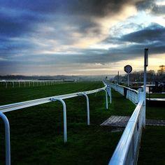 Musselburgh racecourse, East Lothian.