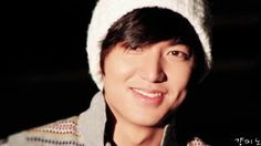 9 GIFs of Lee Min Ho being cute that we're thankful for