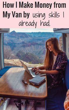 How I make a full time income on the road using skills I already had! x x #travel #travelblog #vanlifesociety #yogablog #adventure #divineontheroad #photography #yogaeverydamnday #igers #instagram #yoga #yogagirl #vanlifedistrict #minimalism #vanlife #homeiswhereyouparkit #vanlifediaries #vanviews #vangirlsrule #vancrush #sprintercampervans #vanlifers #vanlifeideas #womenwhoexplore #vanlifemagazine #vanlifecommunity