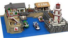 LEGO Ideas - Harbour