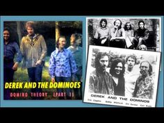 Derek & The Dominos - 1970 Fillmore East /Late - YouTube