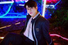 Suwon, Astro Wallpaper, Air Force Academy, Pop Photos, Lema, Blue Flames, Boy Groups, Beautiful People