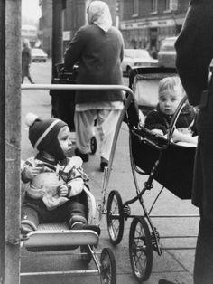 Pram Envy,  Stockport, Greater Manchester, England, 1967 - Shirley Baker