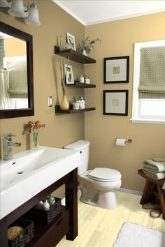 Better Homes and Gardens - My Color Finder...love the sink!