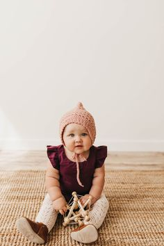 Nest and Nurture - Ethically handcrafted childrens clothing Core Collection, Huckleberry, Vintage Fabrics, Mindful, Nest, Folk, Crochet Hats, Rompers, Spring