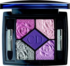 Love the colors. Would totally wear them if i wore make up at all    Christian Dior Makeup Spring Collection 2012