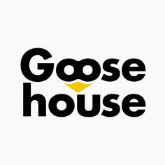 Goose house // band logo