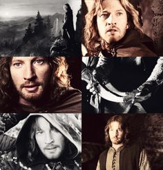 Captain Faramir, you have shown you quality sir. The very highest.