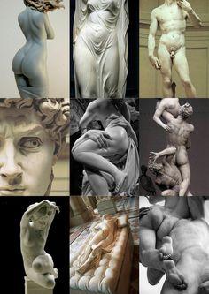 Incredible Sculptures From around the World. Tachisme, Art Sculpture, Sculptures, Art Ancien, Foto Art, Erotic Art, Oeuvre D'art, Art History, Art Inspo