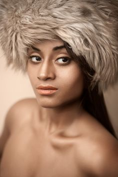 Photograph Beauty Portrait - Natasha by Donald M. Falls on 500px