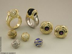 Orbis Ring Collection..i used to have 2 of these rings lol