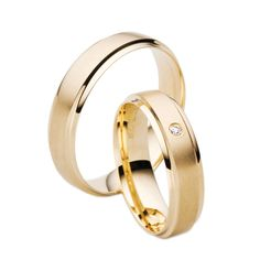 Eheringe Gold Wedding Rings