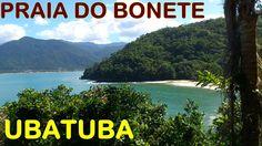 VÍDEO DA PRAIA DO BONETE EM UBATUBA https://youtu.be/j5temo74PPY #ubatuba #brasil #brazil #praia #viagem #beach #litoral #playa #plage #turismo #natureza #nature #naturaleza