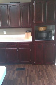 kitchen cabinet forum general finishes gel stain brown mahogony kitchens forum 2510