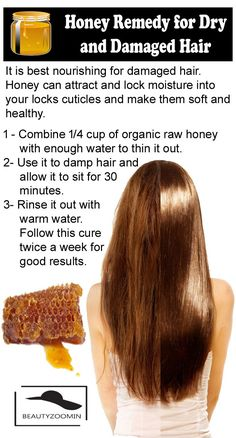 Natural Remedies For Dry And Damaged Hair Treatments And Recovery